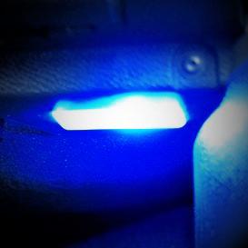 PACK LED (couleur) Coffre Bleu Peugeot 208