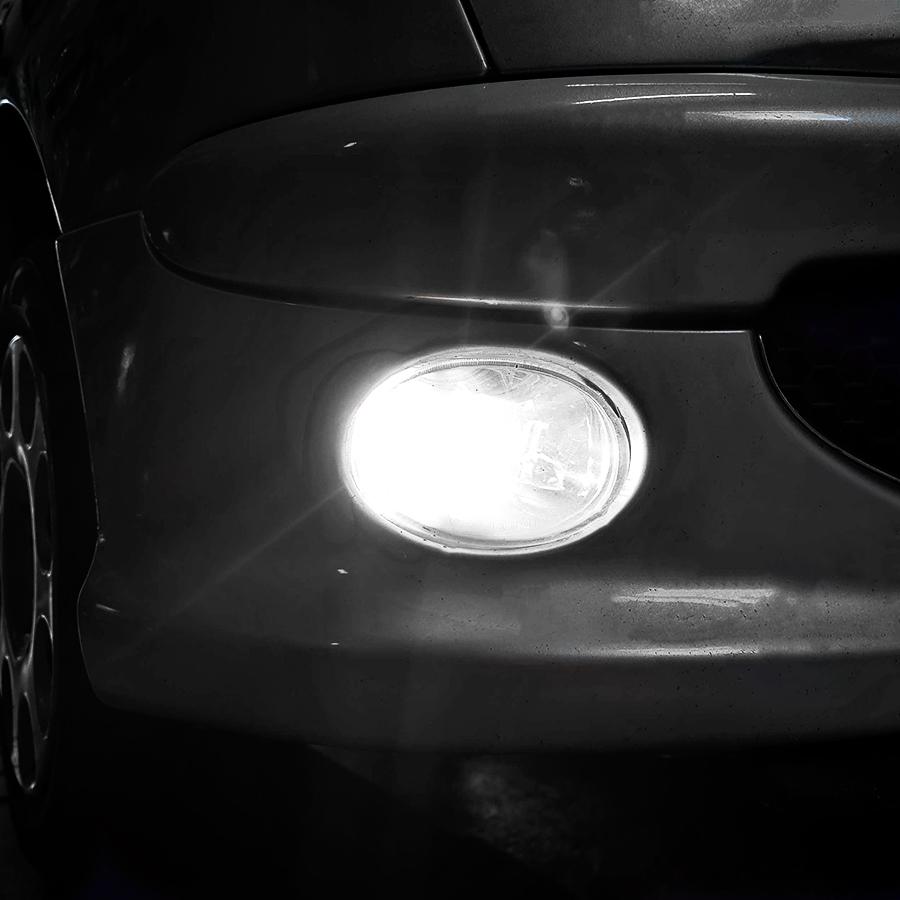 Pack (Standard) Antibrouillard Avant LED Peugeot 206