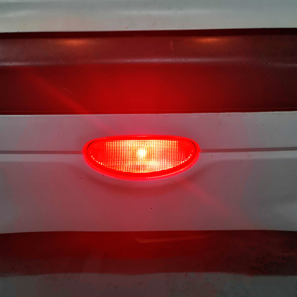 PACK LED (PREMIUM) Antibrouillard Arrière Peugeot 206