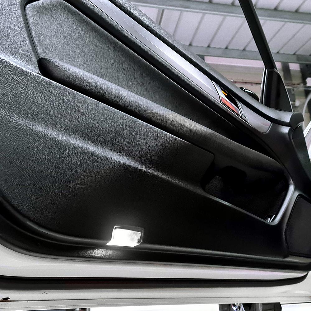 Pack (Premium) Eclairage Entré de Porte Avant LED Alfa Romeo Giulietta