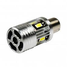 Ampoule LED P21W-BA15S VENTIRAD X-TREM (Blanc)