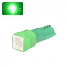 Ampoule LED T5-W1,2W EASY CONNECT (Vert)