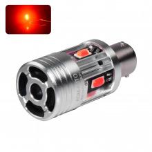 Ampoule LED P21W-BA15S VENTIRAD X-TREM (Rouge)