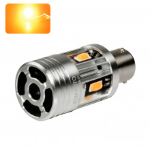 Ampoule LED PY21W-BAU15S VENTIRAD X-TREM (Orange)