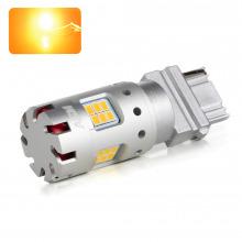 Ampoule LED P27W T25 VENTIRAD XS (Orange)