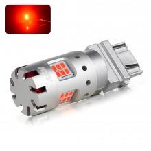 Ampoule LED P27/7W VENTIRAD XS (Rouge)