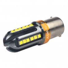 Ampoule LED PY21W-BAU15S-NEMESIS (Blanc)