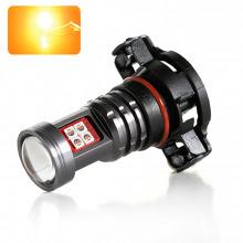 Ampoule LED PS19W-PS24W F12 (Orange)