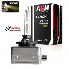 Ampoule Xénon D1S OPTIMIUM +200% 4500K