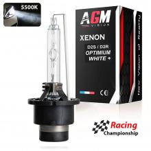 Ampoule Xénon D2S OPTIMIUM WHITE 5500K