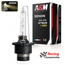 Ampoule Xénon D2S OPTIMIUM +200% 4500K