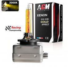 Ampoule Xénon D1S GOLD EFFECT 3000K