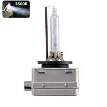 Ampoule Xénon D3S STANDARD PRO 5000K