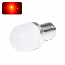 Ampoule LED P21/5W-BAY15D-ANGEL (Rouge)