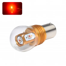 Ampoule LED P21/5W-BAY15D-VINTAGE (Rouge)