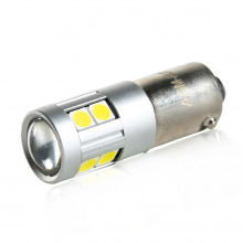 Ampoule LED H6W-BAX9S LOUPE (Blanc)