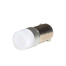 Ampoule LED H6W-BAX9S ANGEL Can-Bus (Blanc)
