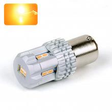 Ampoule LED P21W-BA15S SMART (orange)