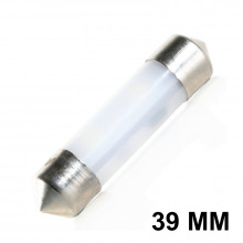 Navette LED-C5W-C7W-39mm-ANGEL (Blanc)