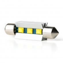 Navette LED-C10W-42mm-SUPREME (Blanc)