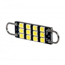 Navette-Crochet LED-44mm-SMART (Blanc)