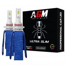 Kit Ampoules LED HB3 9005 ULTRA SLIM