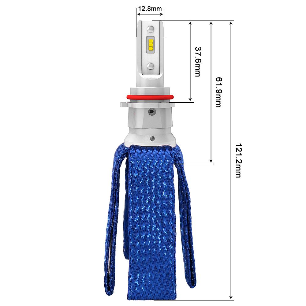 Kit Ampoules LED PSX26W ULTRA SLIM