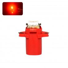Ampoule LED BAX 8.3D EASY CONNECT (Rouge)