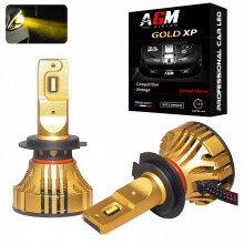 Kit Ampoules LED H7 GOLD XP