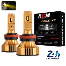 Kit Ampoules LED H11 GOLD XP