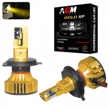 Kit Ampoules LED H4 GOLD XP