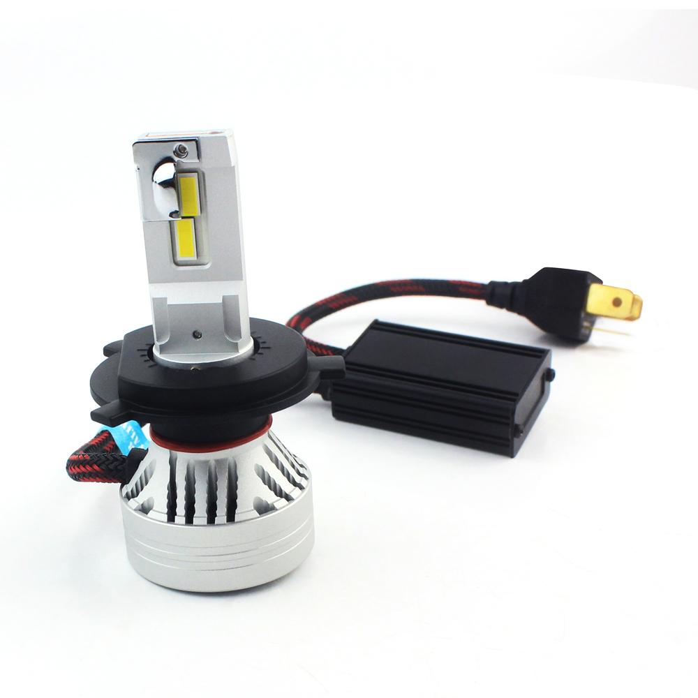 Kit Ampoules LED H4 MILLÉNIUM COMPÉTITION