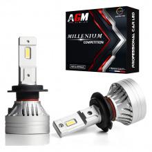 Kit Ampoules LED H7 MILLÉNIUM COMPÉTITION