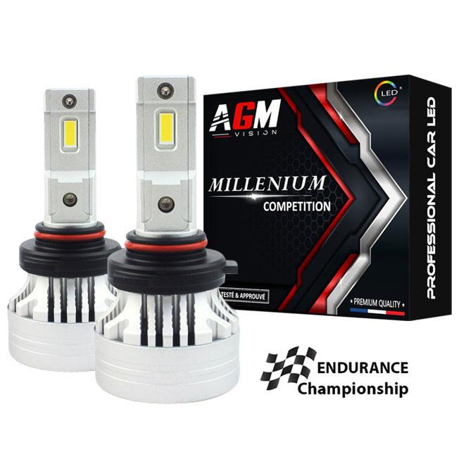 Kit Ampoules LED HB4 MILLÉNIUM COMPÉTITION