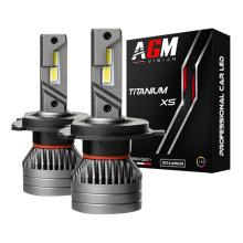 Kit Ampoules LED H4 TITANIUM XS
