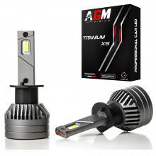 Kit Ampoules LED H1 TITANIUM XS