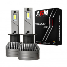 Kit Ampoules LED H1 TITANIUM XS