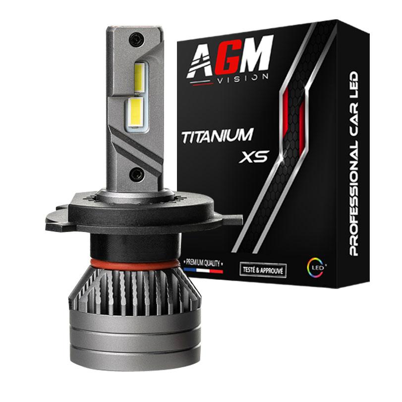 Ampoule LED H4 TITANIUM XS
