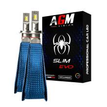 Kit Ampoules LED H7 SLIM EVO