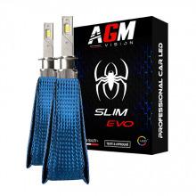 Kit Ampoules LED H1 SLIM EVO