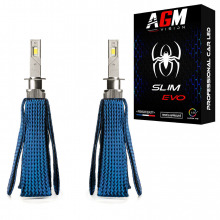 Kit Ampoules LED H3 SLIM EVO