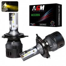 Kit Ampoules LED H4 ACCESS COULEURS