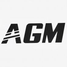 Autocollants AGM (12 cm)