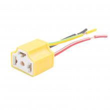 Connecteur femelle céramique ampoule H4