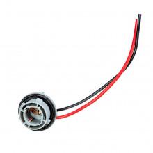 Connecteur femelle pour ampoule P21W BA15S