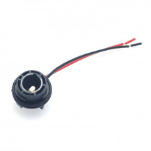 Connecteur femelle pour ampoule PY21W BAU15S