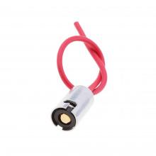 Connecteur femelle pour ampoule T4W BA9S