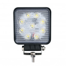 PHARE DE TRAVAIL LED CARRE ACCESS 27W