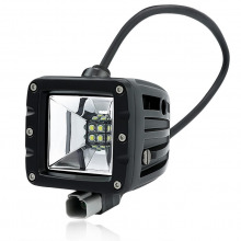 PHARE LED CARRE EXTRA LARGE 40W