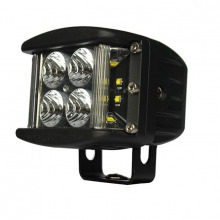 PHARE ADDITIONNEL LED CARRE SP+180° 40W